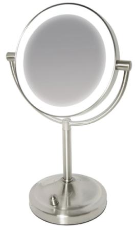 makeup spejl med lys gave til teenager