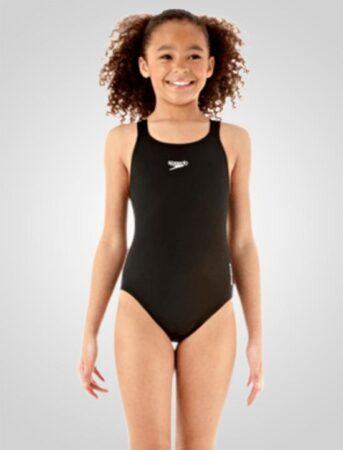 speedo badedragt til pige sort badedragt 10 år sort baddragt 12 år gave til 11 årig