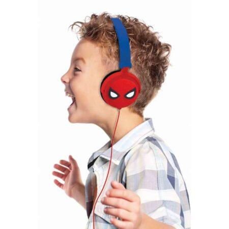 spiderman høretelefoner gave til 4 år dreng gaveinspiration alletidersgave høretelefoner med nedsat lyd høretelefoner til barn