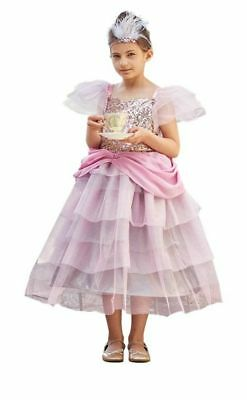 udklædning 3 år prinsesse kjole luksus gave 3 årig pige