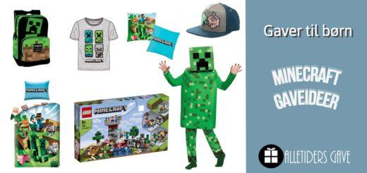 minecraft gaveideer til børn, minecraft gaver til børn, minecraft børnegaver, minecraft tasker til børn, minecraft legetøj til børn, minecraft merchandise til børn, minecraft børneværelse, gave til drenge, Minecraft julegave til børn