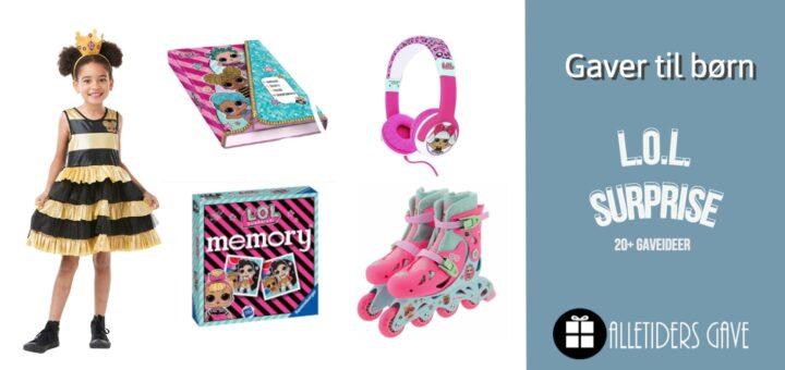 l.o.l. surprise gaveideer til børn, lol surprise gaveideer til børn, lol surprise gaver, hvad er lol surprise, gaver til piger, lol julegaver, hvad er l.o.l. surprise?