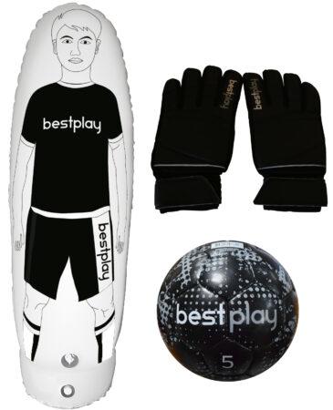 airdummy fodbold målmandstræning skudtræning udstyr fodboldgave gave til fodboldspiller