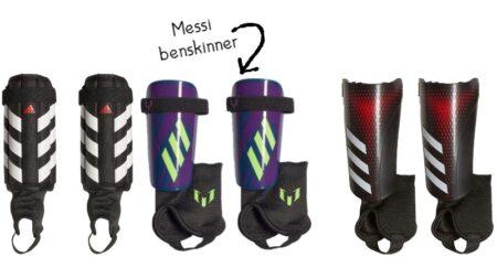 fodbold benskinner til børn fodbold benskinner fodboldgave gave til fodboldspiller messi benskinner til børn
