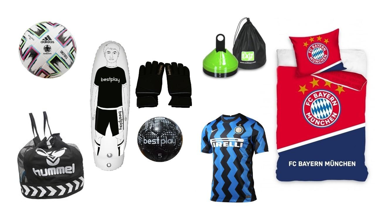 fodbold gave fodboldgave gave til fodboldspiller gave til fodboldfan