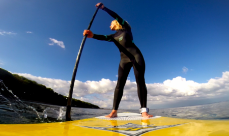 prøv sup surf prøv sup prøv standup paddle board gave til sup alletidersgave oplevelsesgave sport til havs