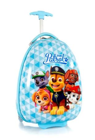 børnekuffert kuffert til børn paw patrol kuffert lyseblå kuffert til barn lille kuffert rejsetaske til børn børnekuffert med hjul børnekuffert hård skal alletidersgave