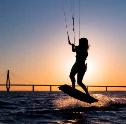 kitesurfing kursus dragør lær at kite surfe københavn dragør kitekollektivet alletidersgave kite kursus kbh