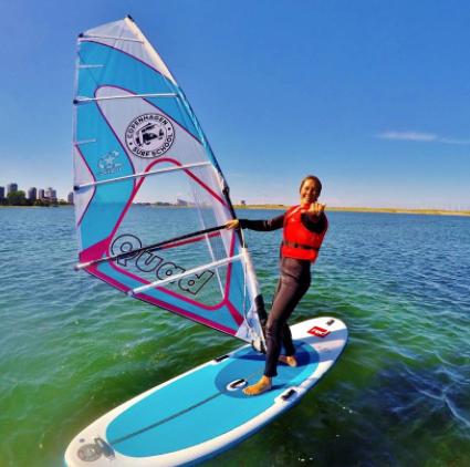 windsurf kursus københavn windsurf kbh windsurfer lær at windsurfe