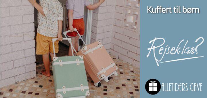børnekuffert kuffert til barn kuffert til at side på retro børnekuffert spiderman kuffert frost kuffert lego kuffert (1)