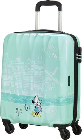 minnie mouse kuffert disney børnekuffert American tourister alletidersgave
