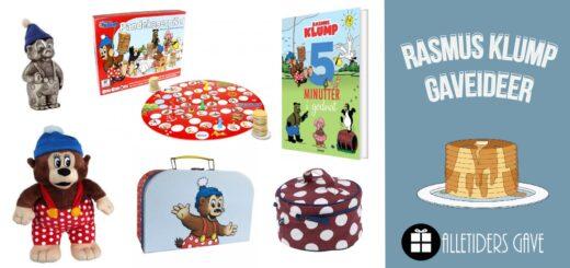 Rasmus klump gaveideer til børn, rasmus klump gaveideer til barnedåb, rasmus klump legetøj, rasmus klump gaver til børn, rasmus klump ting til børneværelset, rasmus klump gaveideer til drenge, rasmus klump gaveideer til piger
